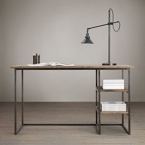 Industrial Office Desk / Home Office Desk