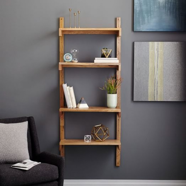 Wood Floating Shelf 2