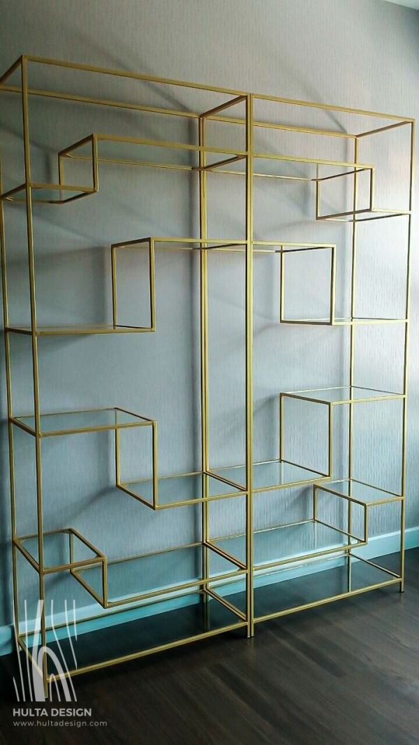 Reflecting Shelves (2 Pieces)
