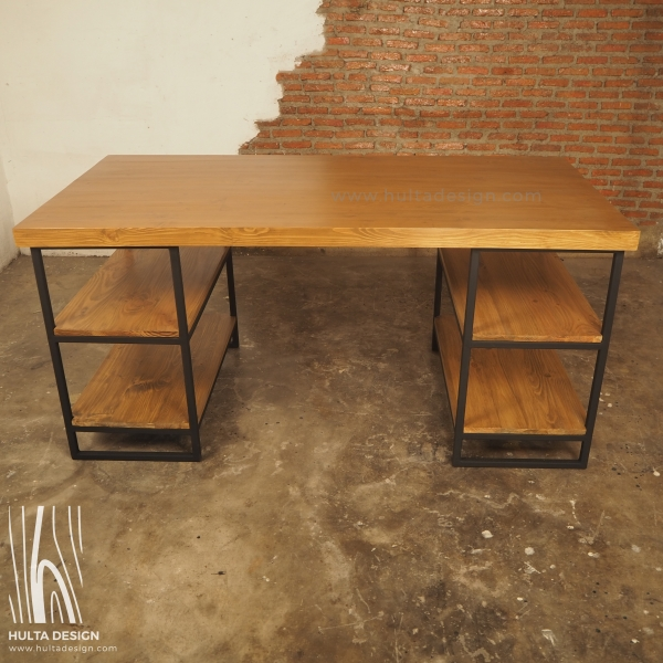 Industrial Office Desk 5