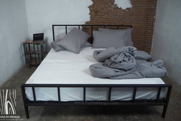 Iron Bed 1