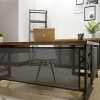 Industrial Office Desk 3 (L Shape)