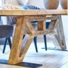 Wood Dinner Table 2