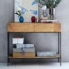 Side Table with drawers (NST-114)