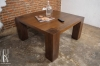 Wood Coffee Table  (COT-107)
